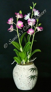 (SOLD OUT) Dendrobium #02, 13 x 5 inches